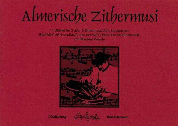 Almerische Zithermusi