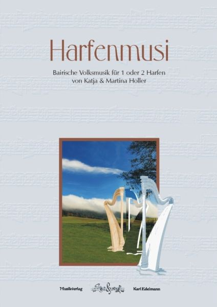 Harfenmusi