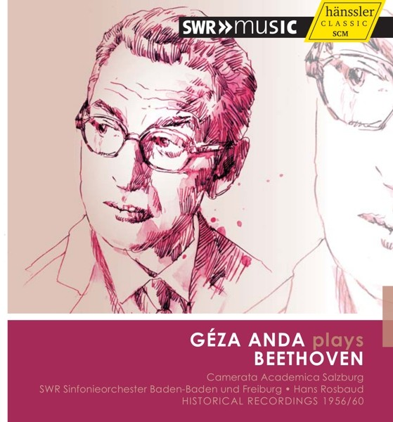 Geza Anda plays Beethoven