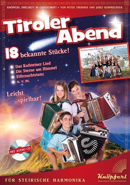 Tiroler Abend mit CD