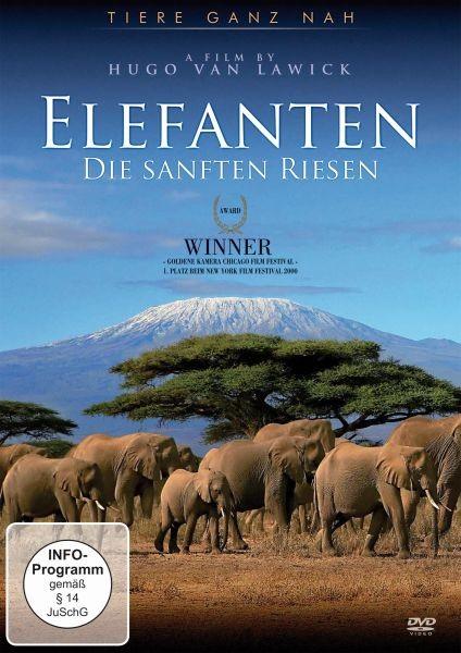 Elefanten-Die sanften Riesen