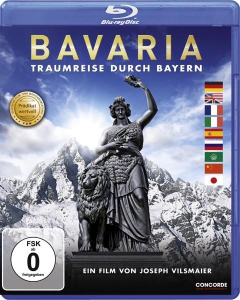 Bavaria-Traumreise durch Bayern (Blu-ray)