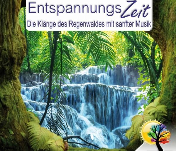 Die Klänge des Regenwaldes mit s.Musik
