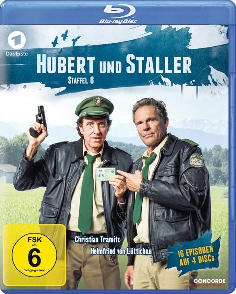 Hubert und Staller-Staffel 6 (Blu-ray)