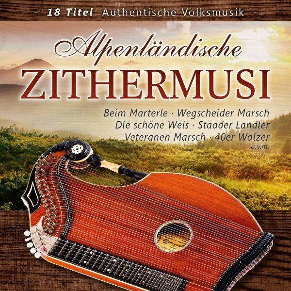 Alpenländische Zithermusi