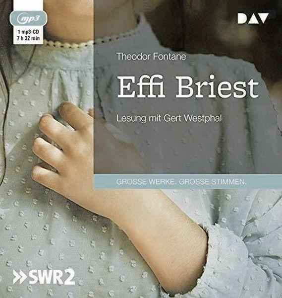 Fontane: Effi Briest (1mp3-CD)