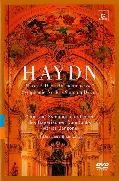 Haydn: Harmoniemesse/Sinfonie 88/+(DVD)