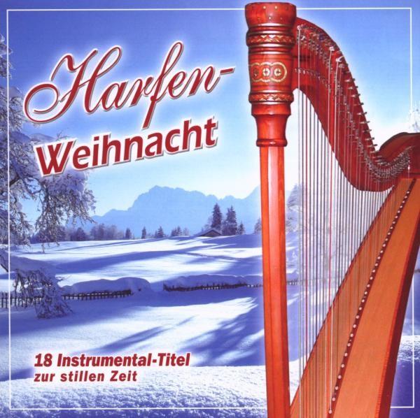 Harfen Weihnacht