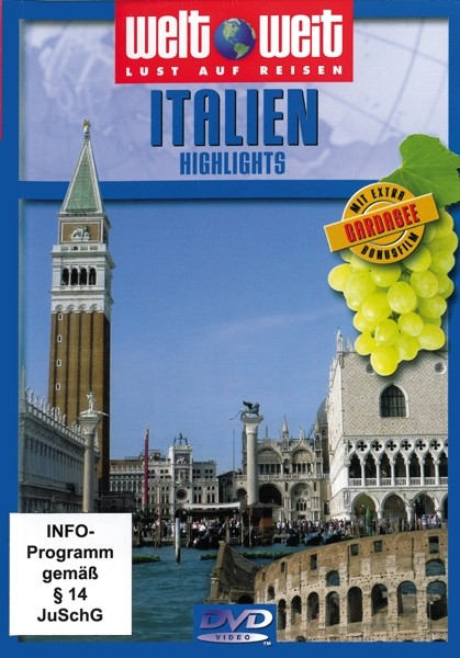 Italien Highligts (Bonus Gardasee)