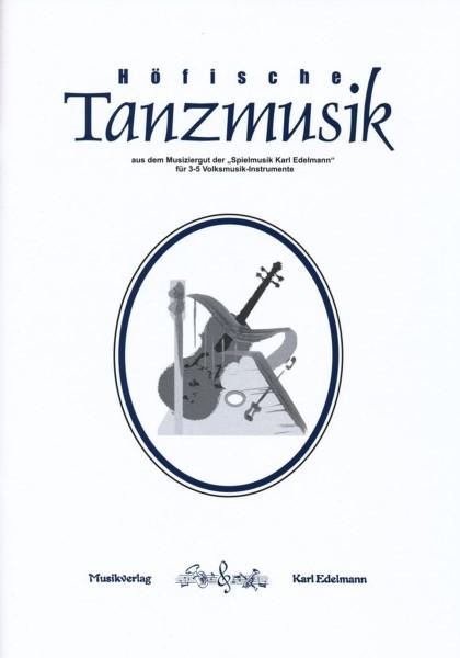 Höfische Tanzmusik