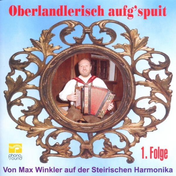 Oberlandlerisch aufg'spuit 1