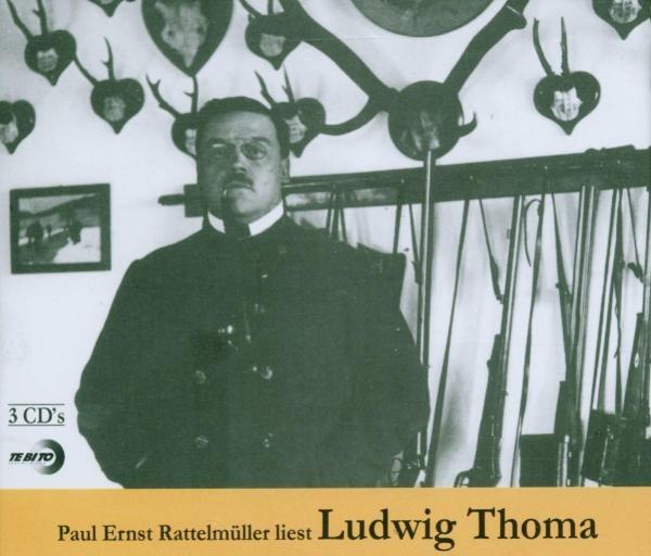 liest Ludwig Thoma