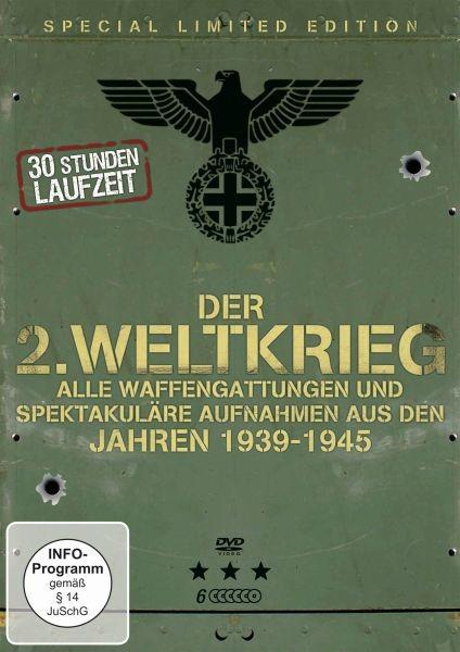 WW2 Waffengattungen und spektakuläre Auf