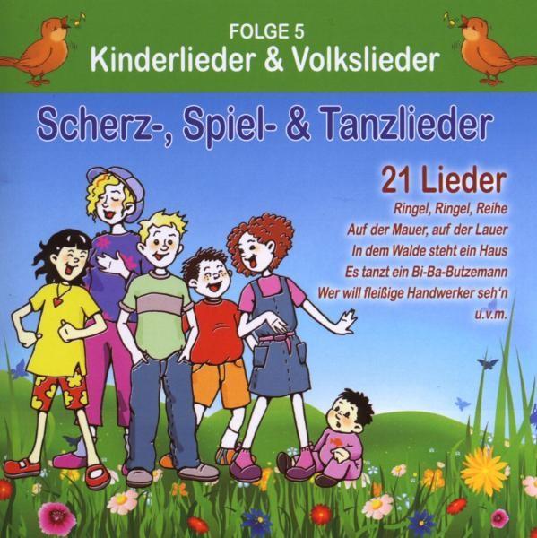 Kinderlieder & Volkslieder 5