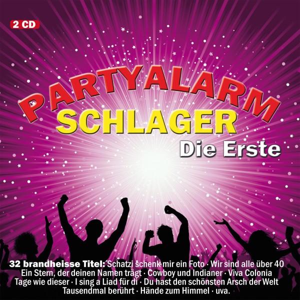 Partyalarm Schlager-Die Erste