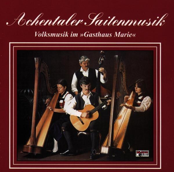 Volksmusik im Gasthaus Marie