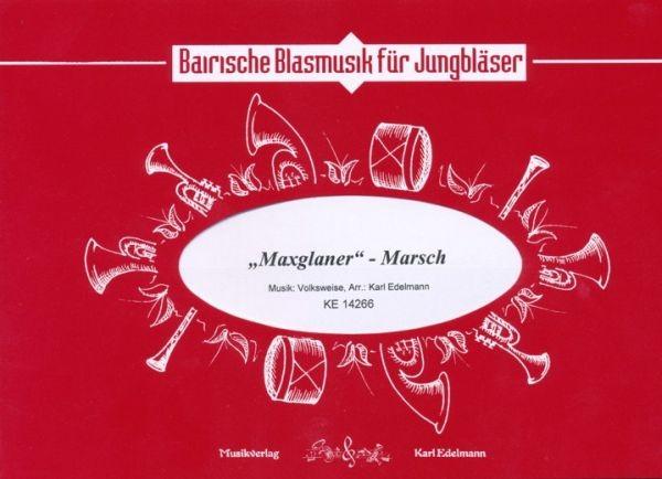 Maxglaner Marsch für Jungbläser