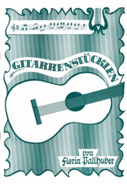 Gitarrenstückl'n, Heft 2 (grün)