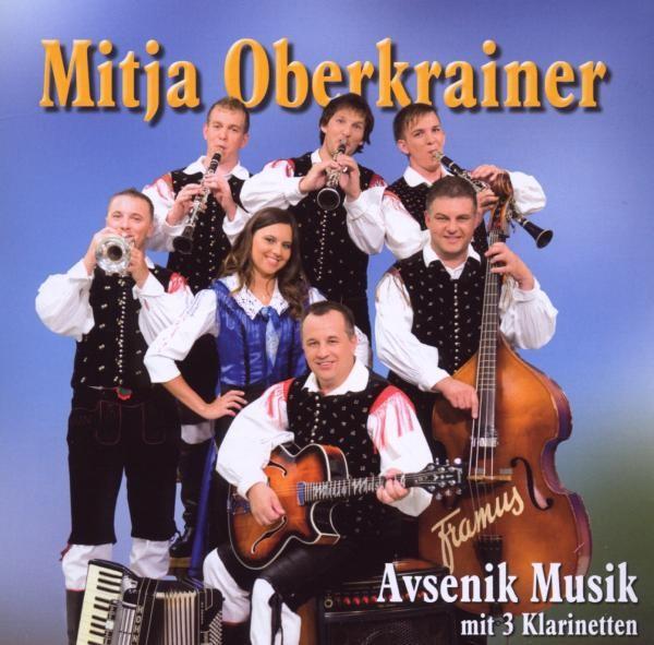 Avsenik Musik Mit Drei Klarinetten