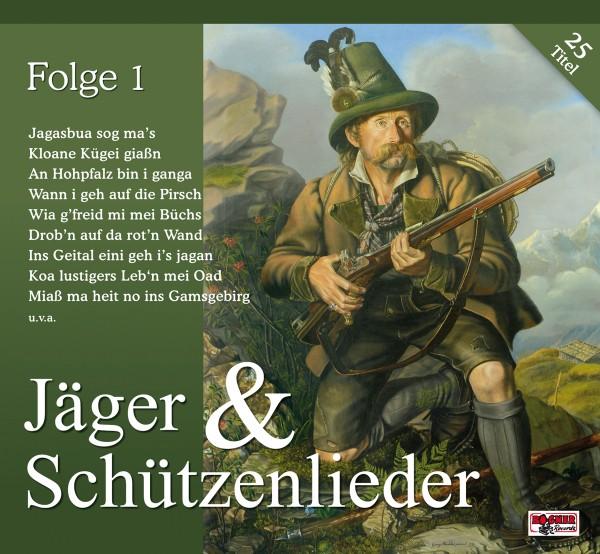 Jäger & Schützenlieder,Folge 1