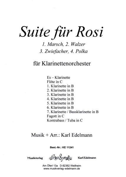 Suite für Rosi