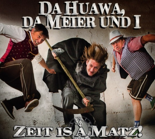 Zeit Is A Matz!