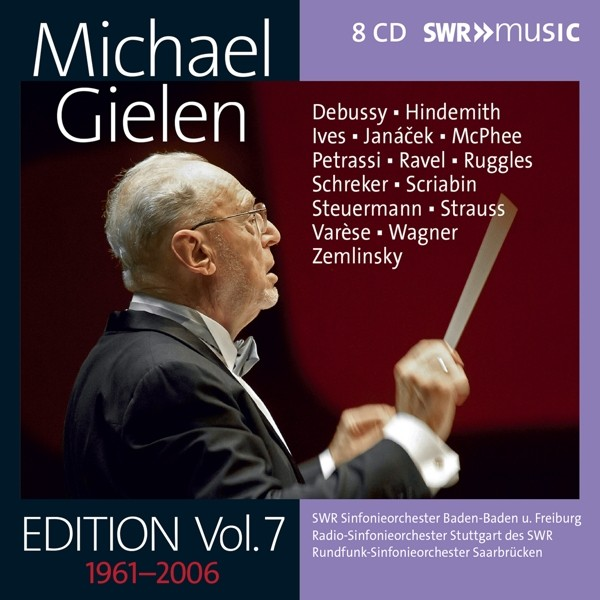 Michael Gielen Edition,Vol.7