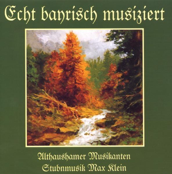 Echt bayrisch musiziert 1