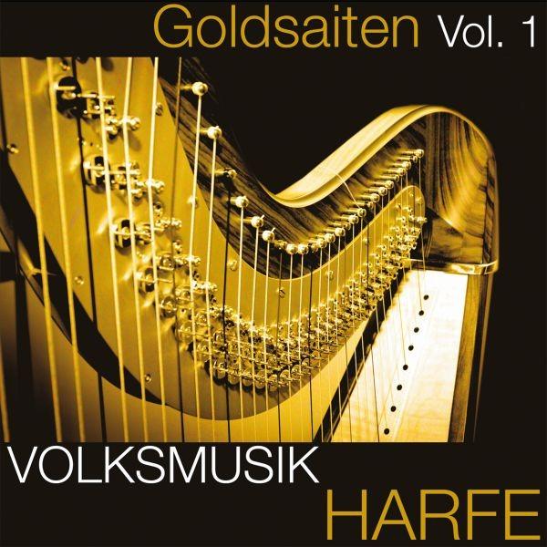 Goldsaiten Vol.1-Harfe Volksmusik