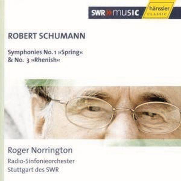 Schumann: Sinfonien 1+3