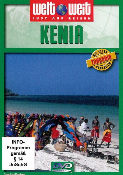 Kenia (Bonus Tansania) Neuverfilmung