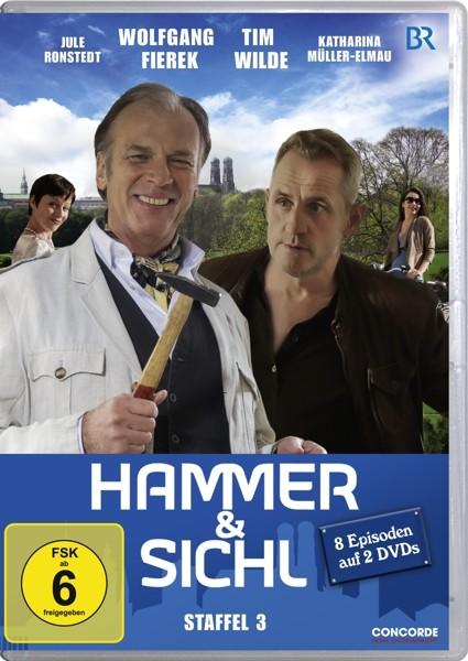 Hammer & Sichl-Staffel 3 (DVD)