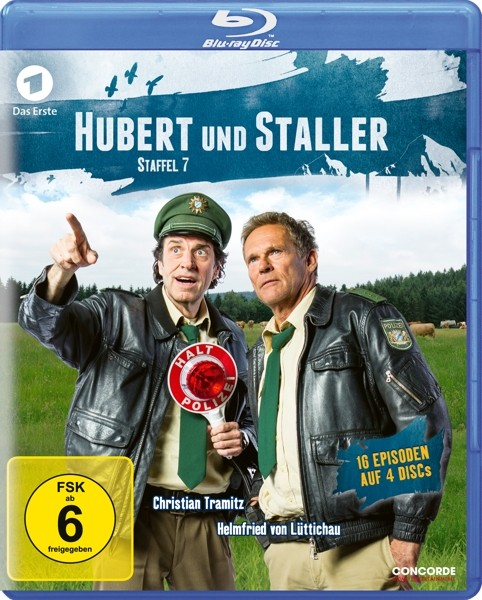 Hubert & Staller -  Staffel 7 (Blu-Ray)