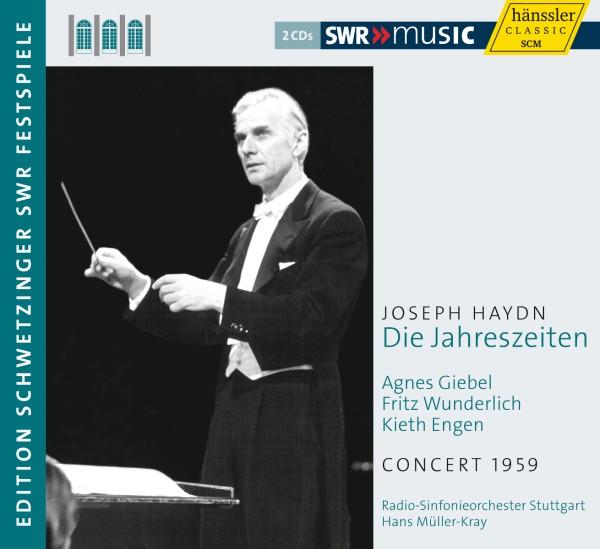 Haydn: Die Jahreszeiten (Konzert 1959)