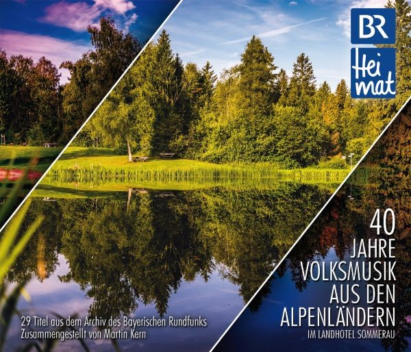 40 Jahre Volksmusik aus den Alpenländern