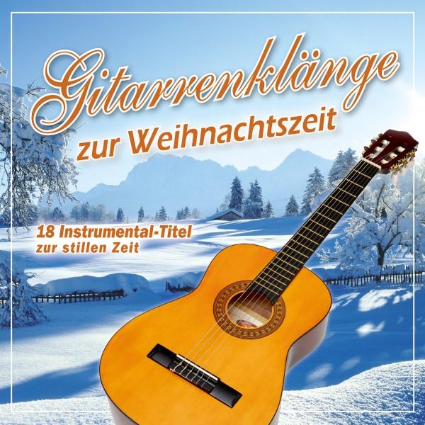 Gitarrenklänge Zur Weihnachtszeit