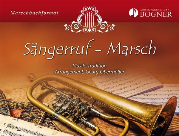 Sängerruf - Marsch