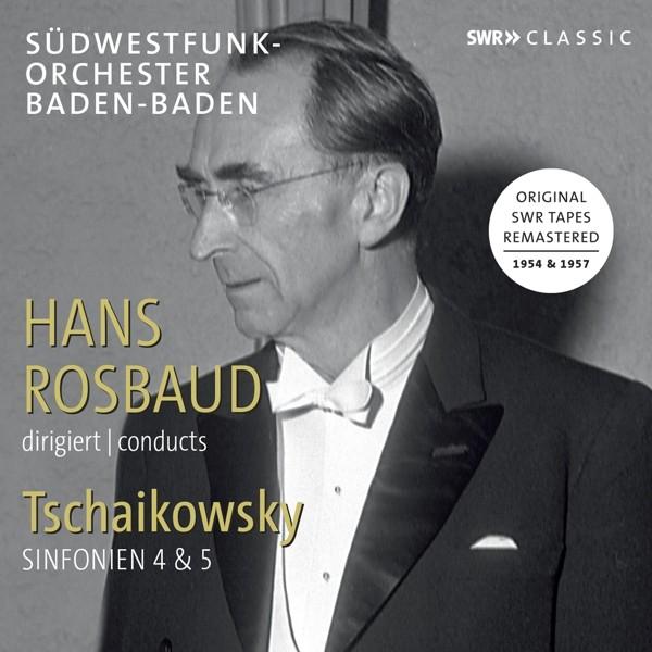 Tschaikowsky: Sinfonie 4 & 5