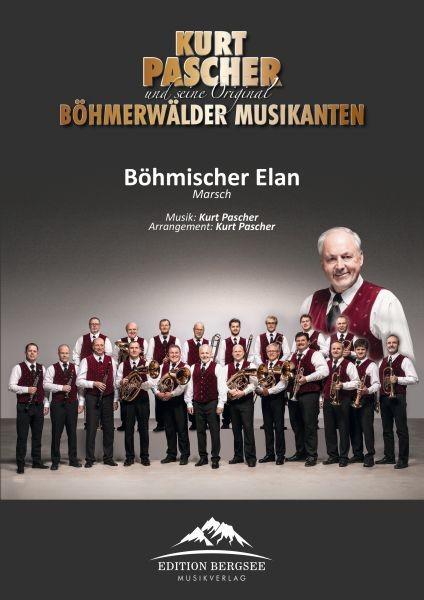 Böhmischer Elan - Marsch