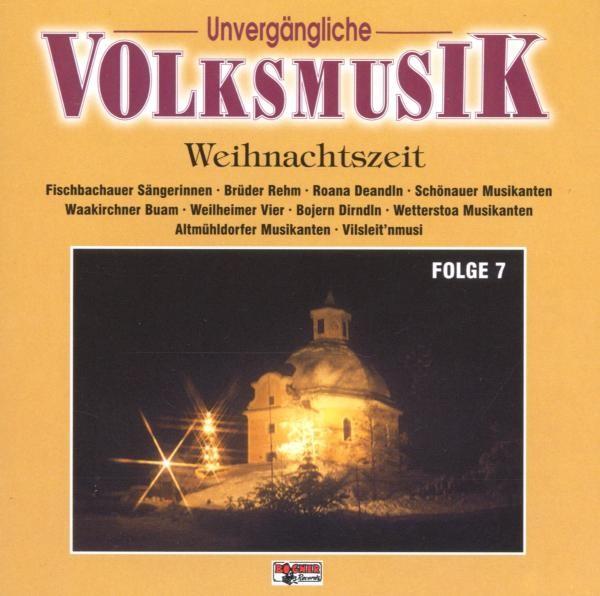 Unvergängliche Volksmusik 7
