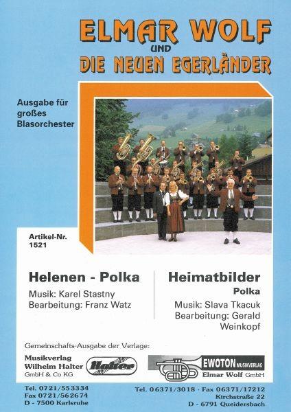 Helenen-Polka / Heimatbilder (Polka)