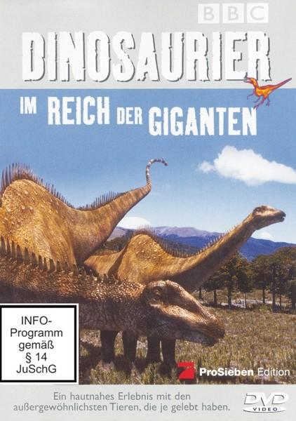 Dinosaurier-Im Reich der Giganten