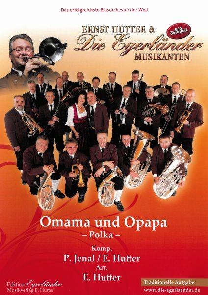 Omama und Opapa (traditionell)