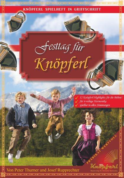 Festtag für Knöpferl mit CD