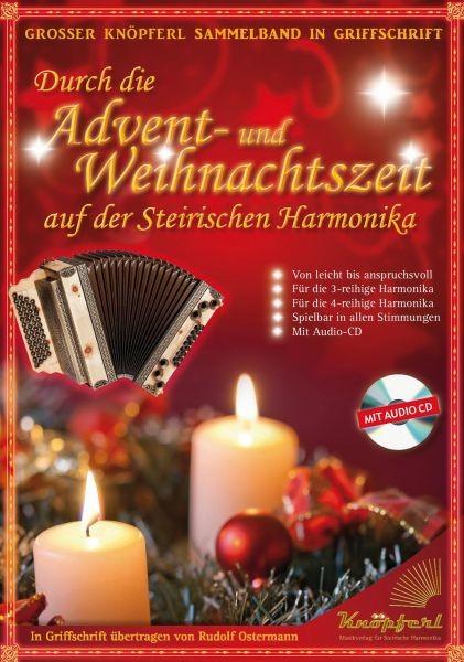 Advent- und Weihnachtszeit auf der Steirischen Harmonika