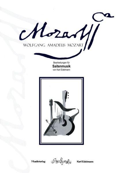 Wolfgang Amadeus Mozart-Saitenmusik