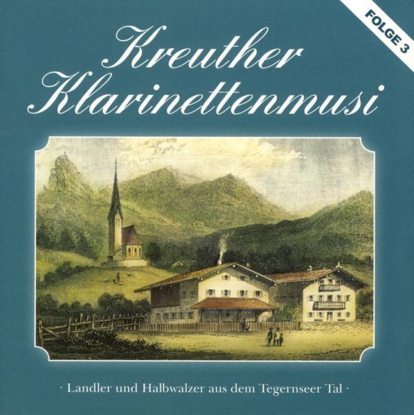 Landler und Halbwalzer a.d.Tegenseer Tal