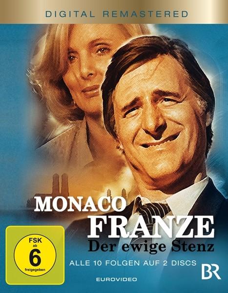 Monaco Franze digital remastered (Blu-ray)