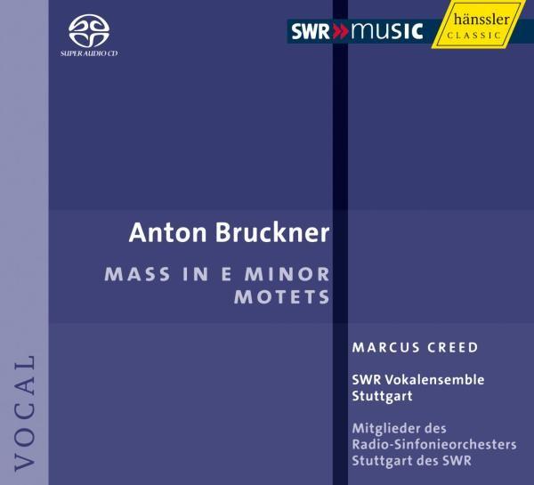 Bruckner: Messe e-moll/Motetten