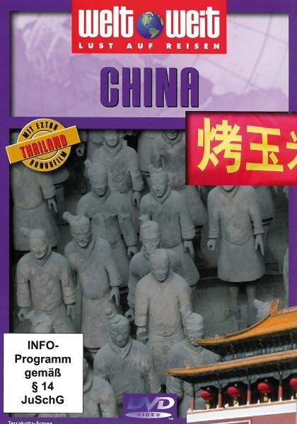 China (Bonus Thailand)